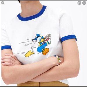 Zara Disney collection Donald Duck t-shirt